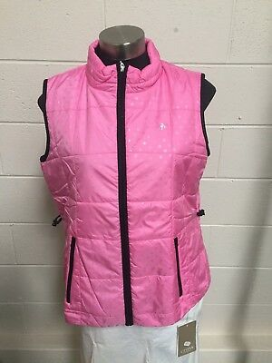 Ladies Golf Calvin Klein Vest size UK16