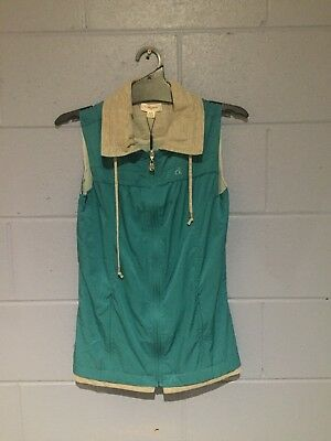 Ladies Golf Calvin Klein Vest size XS