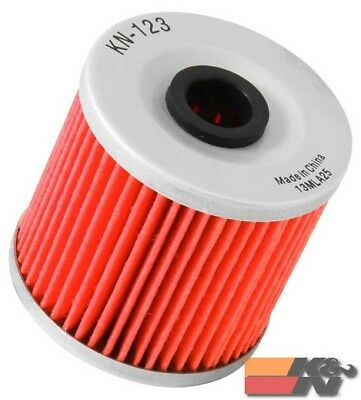 K&N Oil Filter For POWERSPORTS CARTRIDGE KN-123