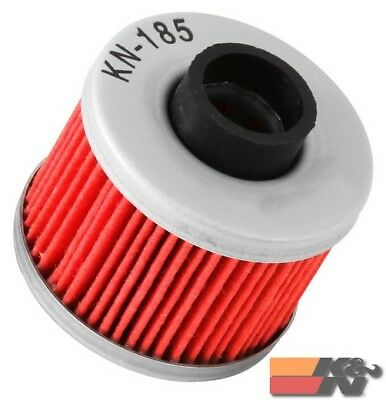 K&N Oil Filter For POWERSPORTS CARTRIDGE KN-185