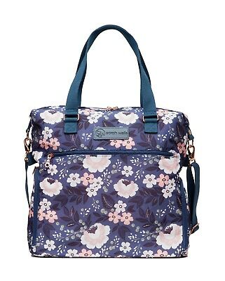 "Sarah Wells ""Lizzy"" Breast Pump Bag (Floral) (Authentic From Manufacturer)"