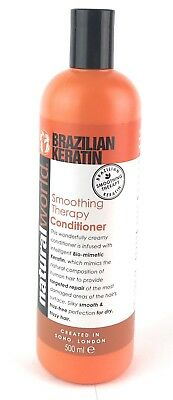 Natural World Brazilian Keratin Smoothing Therapy Anti-Frizz Condtioner