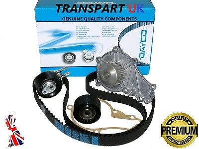 Ford Fiesta 1.4 Diesel Tdci Cambelt Timing Belt Water Pump Kit Genuine Dayco