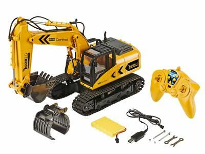 Revell Control 24924 DIGGER 2.0 RC Bagger Raupenbagger Modell Spielzeug Outdoor