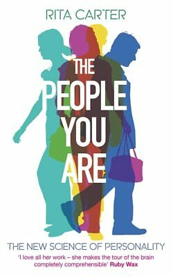 The People You Are by Carter, Rita Book The Cheap Fast Free Post