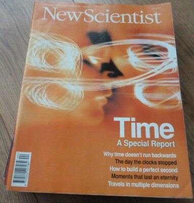 NEW SCIENTIST MAGAZINE*No. 2106 NOVEMBER 1 1997*ENGLISH*WEEKLY*SCIENCE*