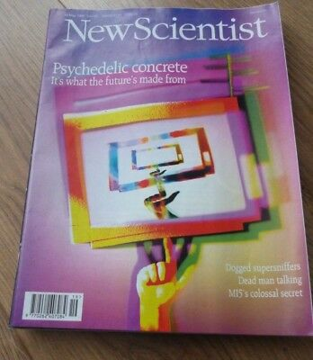 NEW SCIENTIST MAGAZINE*No. 2081 MAY 10 1997*ENGLISH*WEEKLY*SCIENCE*