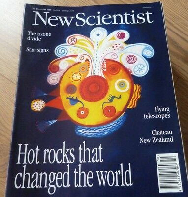 NEW SCIENTIST MAGAZINE*No. 2008 DECEMBER 16 1995 *ENGLISH*WEEKLY*SCIENCE