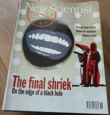 NEW SCIENTIST MAGAZINE*No. 2098*SEPTEMBER 6 1997*THE FINAL SHRIEK*ENGLISH*WEEKLY
