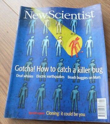 NEW SCIENTIST MAGAZINE*No. 2071 MARCH 1 1997*ENGLISH*WEEKLY*SCIENCE*