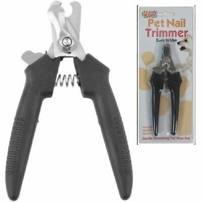 New Pet Nail Trimmer Dog Cat Toe Claw Clippers Trimmers Scissors Cutter Tool