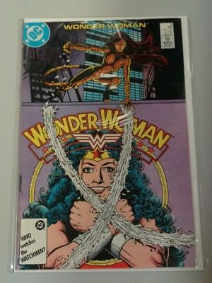 Wonder Woman #9 Dc Comics Cheetah October 1987