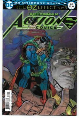 Action Comics #991 Superman Lenticular Cover  - FREE POSTAGE