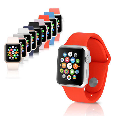 Apple Watch Sport Smartwatch Series 1, Series 2, and NIKE+ 38mm/42mm