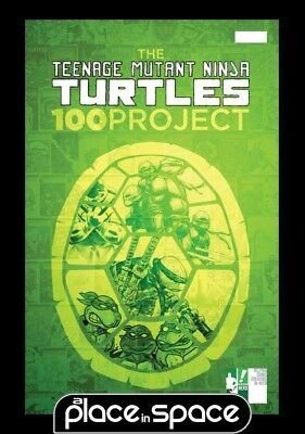 Tmnt 100 Project  - Softcover