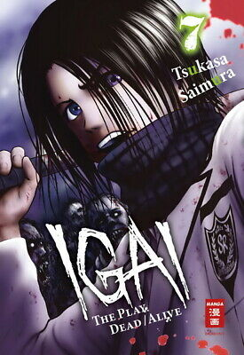 Igai - The Play Dead/Alive Band 7 Egmont Manga