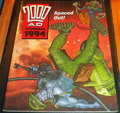 2000 AD Yearbook 1994 Comic Graphic Novel (2000AD)