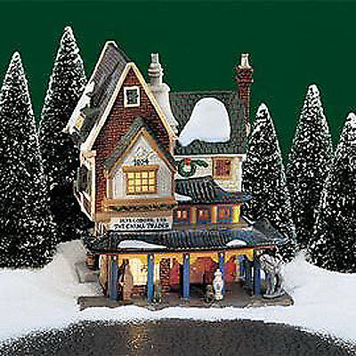 NIB - The China Trader, Dept 56 - Dickens Village, 56.58447, Retired