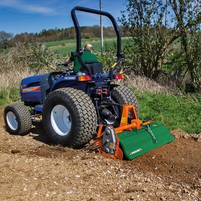 Wessex Tractor Mounted Land Master Rotatory Cultivator Rotavator 1.0m 1.2m 1.5m