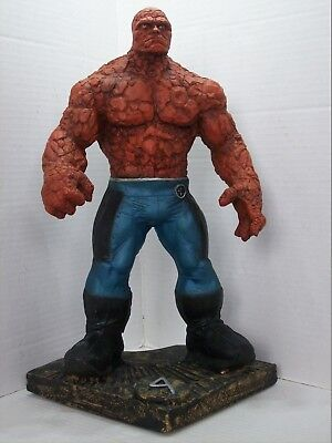 Fantastic Four THE THING Statue