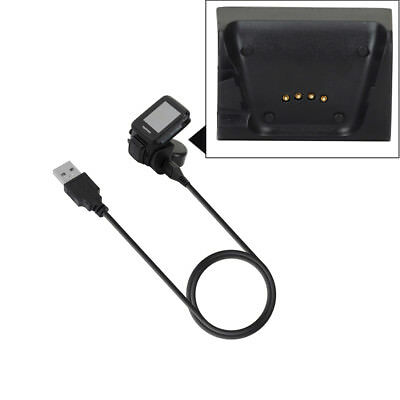 USB Charging Cradle Dock Cable Charger For TomTom Spark Cardio GPS Sport Watch