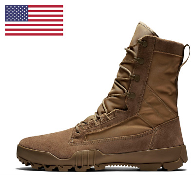newest 083af 815fc ... wholesale nike sfb jungle 8 mens military coyote leather boots 828654  900 all a36bf 58950 ...