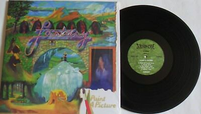LP FANTASY Paint A Picture (Re) Absinthe Records ARLP 517 - STILL SEALED