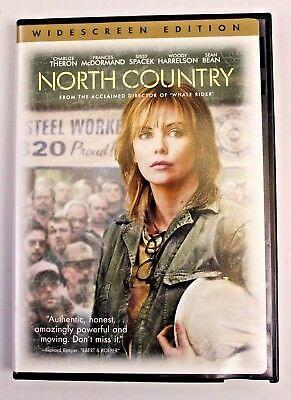 North Country On DVD with Charlize Theron Documentary Like New!