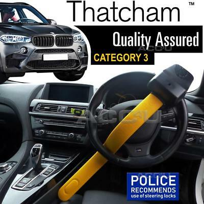 For BMW Car Stoplock Pro Elite Thatcham Approved Anti Theft Steering Wheel Lock