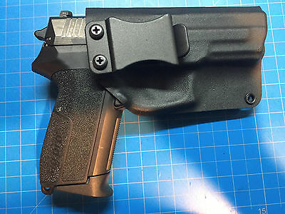 "SIG SAUER   Kydex IWB Holster  ""INSIDE THE WAISTBAND"" CCW CARRY"