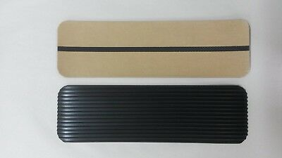 Power King Economy Tractor Rubber Foot Treads Mats