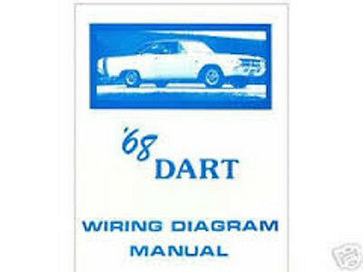 1968 dodge dart wiring diagram manual