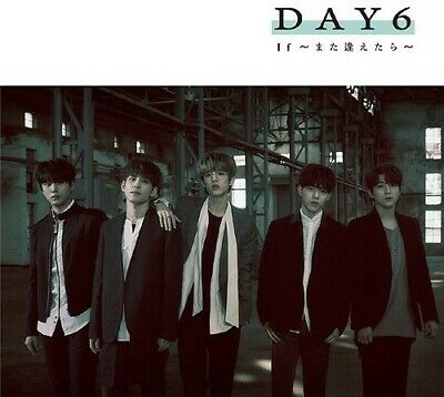 Day6 - If -Mata Aetara (Limited Edition) [New CD] Ltd Ed, With DVD, Japan - Impo