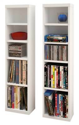 Eco-friendly CD and DVD Tower - Set of 2 [ID 112013]