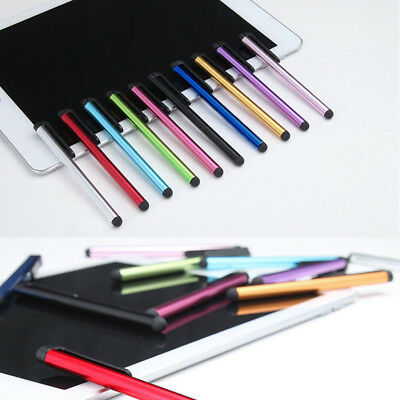 10pcs Universal Capacitive Stylus Touchscreen Pen For Ipad Tablet PC For Samsung