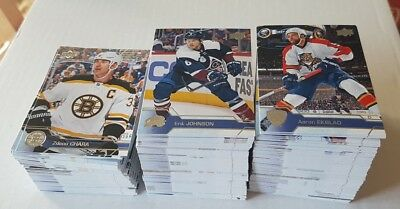 2016-17 Upper Deck Hockey Base 1-200 251-450 Complete Your Set Pick 20 For 1$