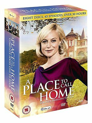 A Place to Call Home Series 1- 4 (1 to 4)   NEW 8 DVD SET Marta Dusseldorp