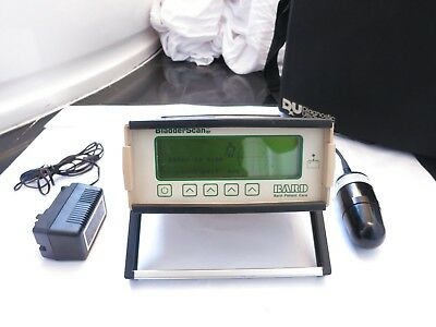 Bard Bvi-2500 Portable Ultrasound Bladder Scanner Urology Imaging Urinery Scan