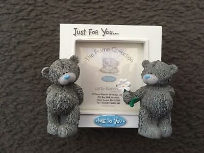JUST FOR You... me to you Photo Frame - £2.00 | PicClick UK