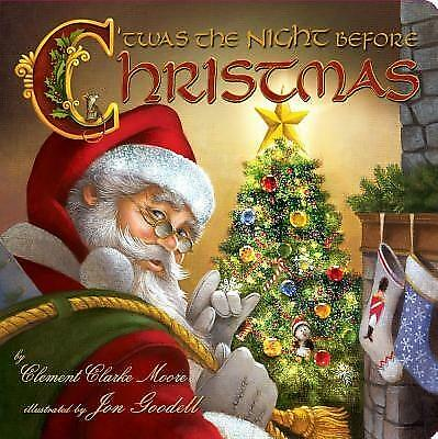 Twas the Night Before Christmas by Moore, Clement Clarke