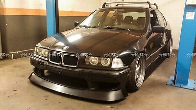BMW E36 SEDAN / SALOON just FRONT overfenders BY MUSK CUSTOMS