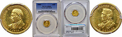 1904 Lewis and Clark $1 Gold Commemorative PCGS MS-64