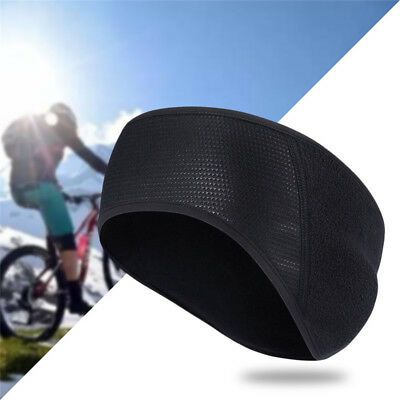 Women Men Winter Sports Running Cycling Warm Headband Headwear Ear Muff Headwrap