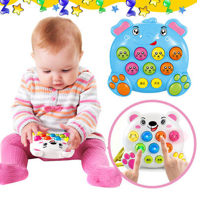 Music Musical Play Notes Game Toy Educational Electronic Baby Kids Toys Gift UK