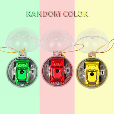 Cute Gift Random Mini RC Car Remote Control Micro Racing Car In Egg Shape Box
