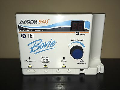 Bovie Aaron 940 High Frequency Desiccator
