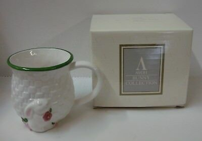 Avon BUNNY COLLECTION Mug MINT IN BOX More Items Available