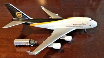 UPS Replica Model Airplane 100th anniversary