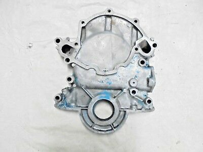 1968-1973 Mustang 302 V-8 Small Block Timing Chain Cover - D20E-6059-AA