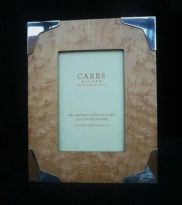 Silver Mounted Photograph Frame, Sheffield 2003, Carr's of Sheffield Ltd